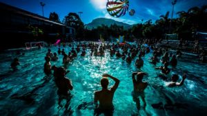 UOW pool