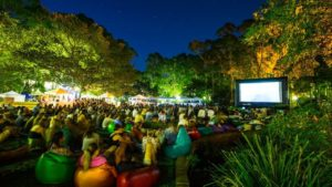 UOW night movie