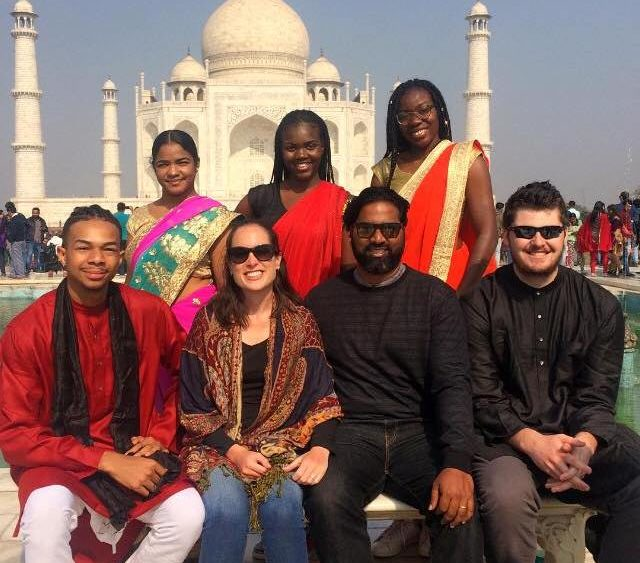 India: Global Citizens for Sustainable Development - UAlbany Study