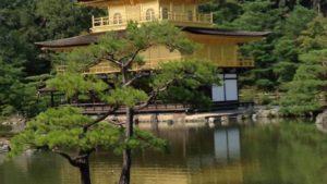 Golden Temple - Kyoto, Japan