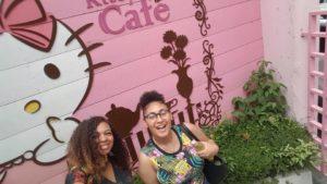 Hello Kitty Cafe - Jacinda Perez- Mayfield
