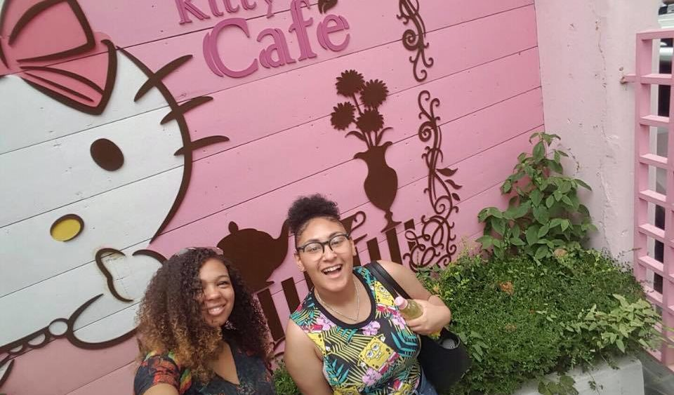 Hello Kitty Cafe - Jacinda Perez- Mayfield