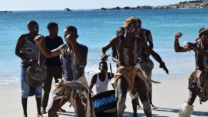 South Africa Cultural Dance