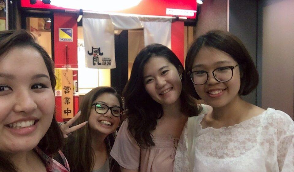 Yonsei University Students SP18 Zihan Gao