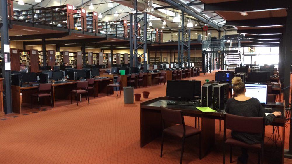 UNDA library