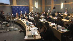 SUNY Model EU Session